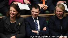 UK Politiker Andrew Bowie Konservative