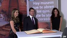 DW Fuerza Latina |Mexiko | Memoria y Tolerancia
