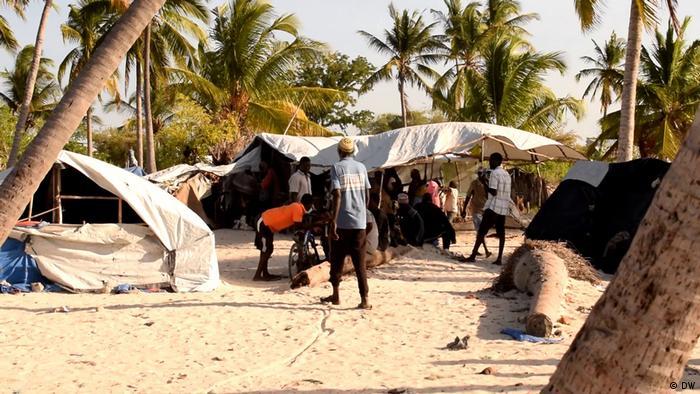 Mosambik   Matemo-Insel in der Provinz Cabo Delgado