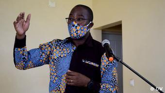 Mosambik | Armindo Tiago - Mosambikanischer Gesundheitsminister