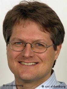 Prof. Ralf Rabus, Institut für Chemie and Biologie des Meeres (ICBM) der Universität Oldenburg