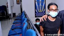 Indonesien Bali | Amerikanerin Kritsten Gray in Denpasar