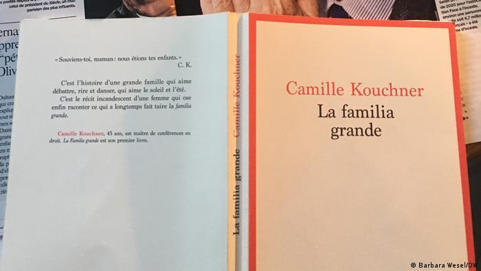 Buchcover Camille Kouchner | La familia grande