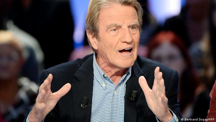 Frankreich Bernard Kouchner 2014