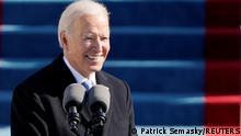 USA Washington | Amtseinführung: Joe Biden