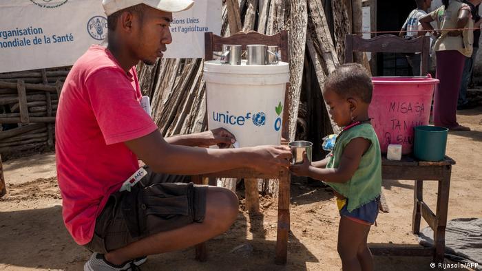 Madagaskar NGO Action Contre la Faim