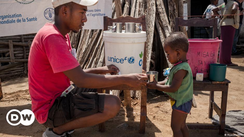 Africa′s drought crisis: Zimbabwe seeks solutions, Madagascar edges toward famine