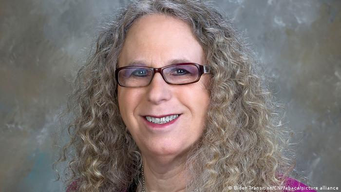USA | Kabinettsmitglieder | Rachel Levine