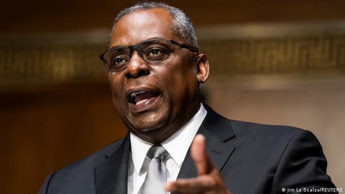 USA | Kabinettsmitglieder | Lloyd Austin