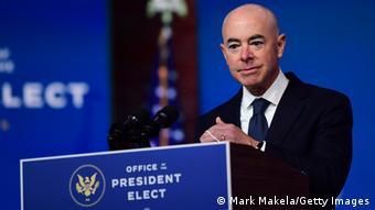 USA | Kabinettsmitglieder | Alejandro Mayrokas