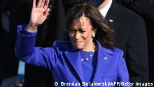 USA Washington | Inauguration | Kamala Harris