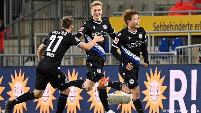 DSC Arminia Bielefeld - VfB Stuttgart