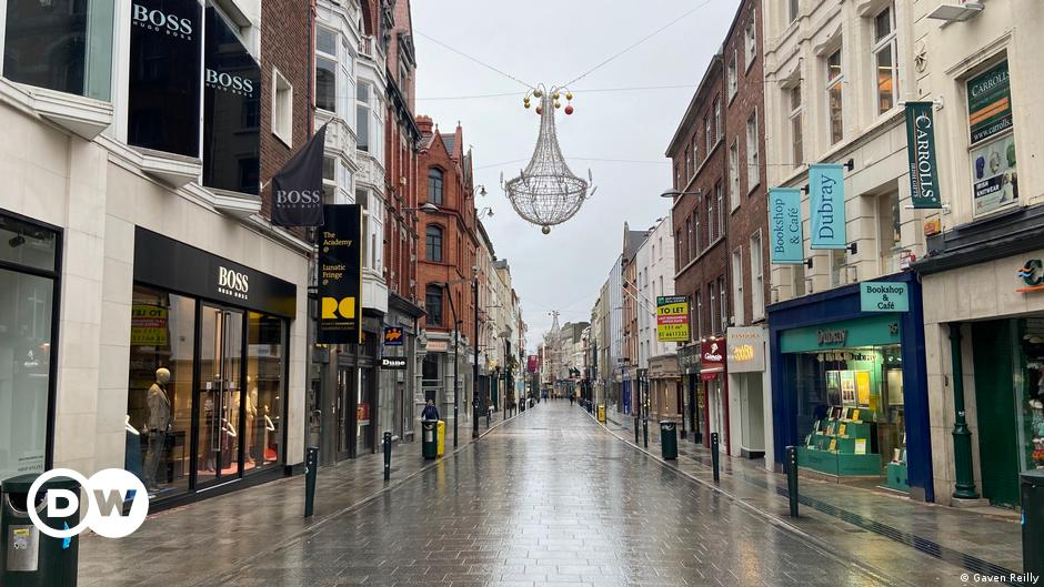 COVID-19: Ireland struggles to overcome its Christmas hangover