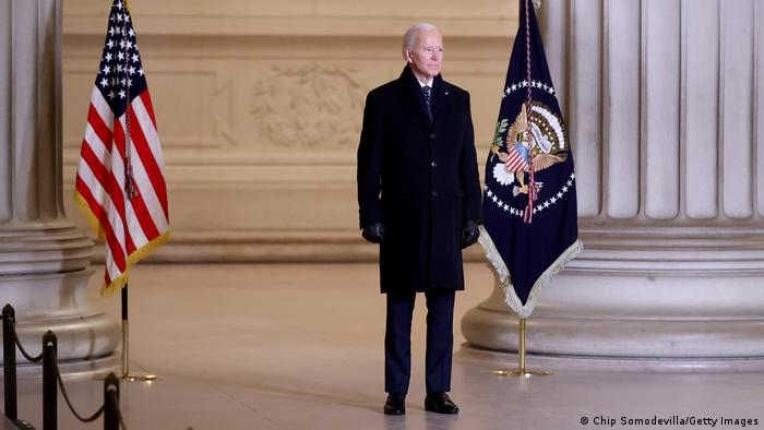 USA Washington | Inauguration von Joe Biden | Celebrating America | Joe Biden