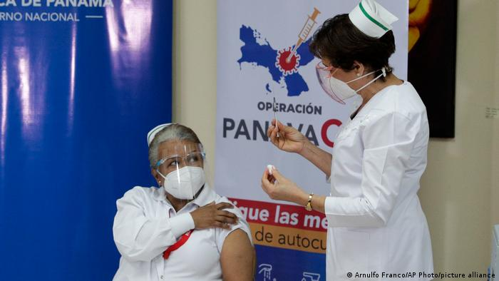 Panama Corona Impfstart