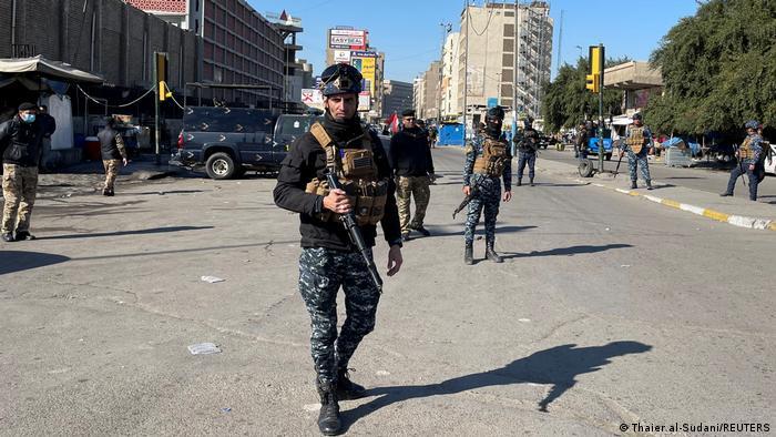 Iraq: Doppio attentato suicida uccide decine di persone a Baghdad » Guerre nel Mondo