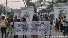Indien Coronavirus Schulen schließen wegen der Pandemie in Westbengalen
