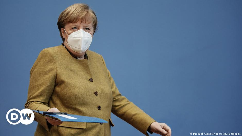 ما هي شروط ميركل للسماح بإنتاج اللقاح الروسي في ألمانيا؟