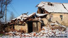 Kroatien | Zerstörung durch Erdbeben in Petrinja