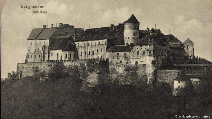 Замок Бургхаузен (Burg Burghausen)