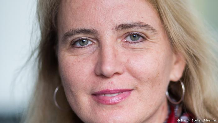 Ines Klissenbauer, experta en Centroamérica de Adveniat.