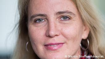 Inés Klissenbauer - Mittelamerika-Expertin bei Adveniat