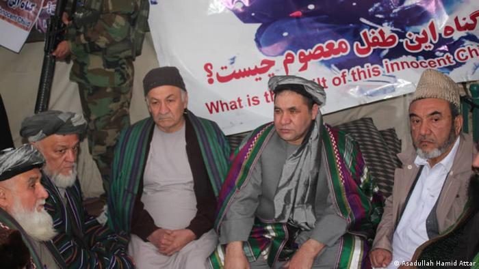 Afghanistan Abdul Rauf entführt