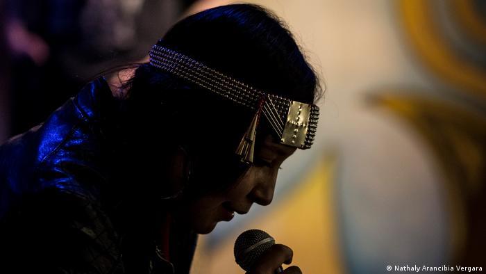 Chile: hiphop mapuche.