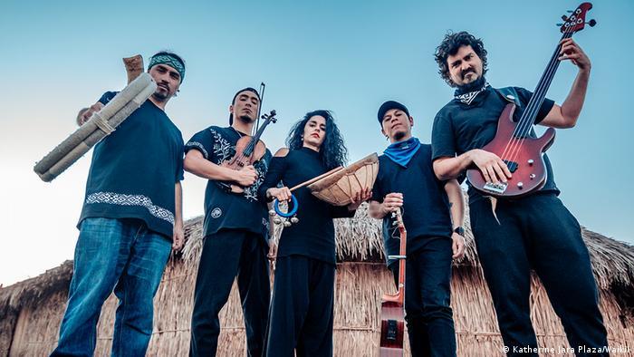 Chile: Hip-Hop-Mapuche.