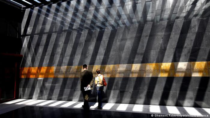Memorialul Victimelor Holocaustului din România (Bucureşti)
