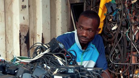 Eco Africa - Ivory Coast: Breathing new life into electronic waste