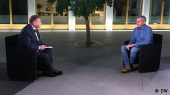 DW Interview Konstantin Eggert Wladimir Kaminer