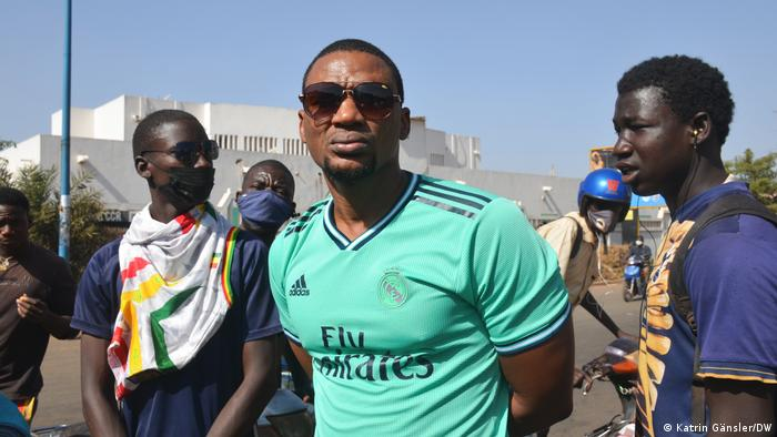 Moussa Dicko
