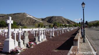 Место казни 12 тысяч мадридцев, расстрелянных в ноябре 1936 года чекистами. Поселок Паракуэльяс под Мадридом