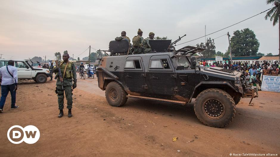 Central African Republic declares emergency amid surge in rebel attacks