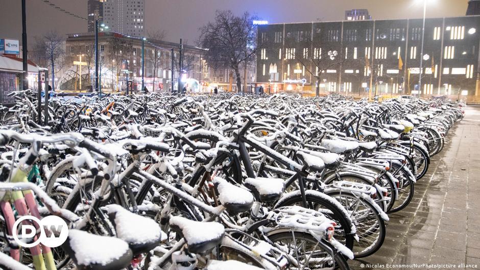 Coronavirus digest: Netherlands introduces curfew to halt spread of new variant