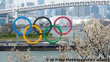 Japanische olympische Symbole