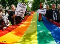 Демонстрація гомосексуалів у Москві, 2006 рік