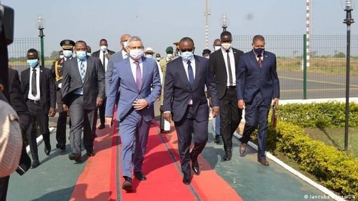 Guinea-Bissau Bissau |Jorge Carlos Fonseca, Kap Verde & Umaro Sissoco Embaló