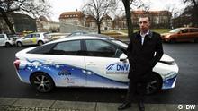 DW Made in Germany |Wasserstoff-Autos