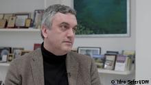 Marko Čadež, Vorsitzender der Serbischen Wirtschaftskammer