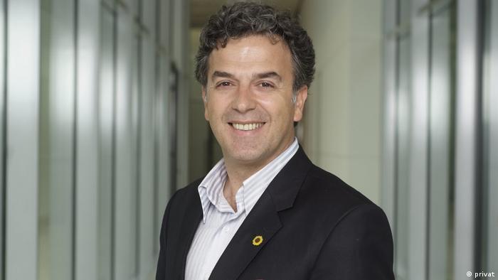 Memet Kilic, Vorsitzender BZI