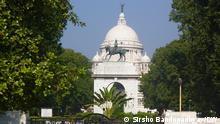 Indien Victoria Memorial in Kolkata