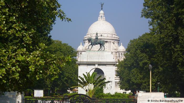কলকাতার ভিক্টোরিয়া মেমোরিয়াল