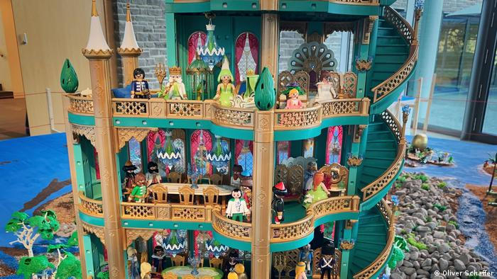 Playmobil Sammlung Diorama Oliver Schaffer