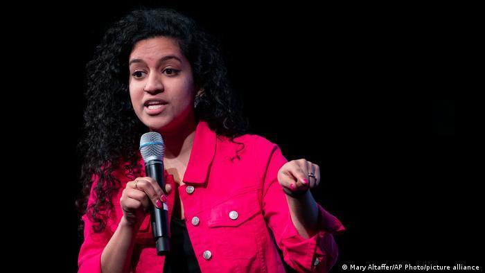 BG Junge Klimaaktivisten | Varshini Prakash