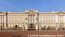 Paläste der Welt | London Buckingham Palace