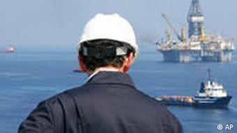Ölpest Golf von Mexiko