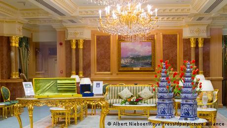 Le plus grand palais au monde : Istana Nurul Iman de Bruneï