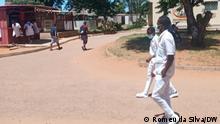 Mosambik Corona-Pandemie | Medizinisches Personal